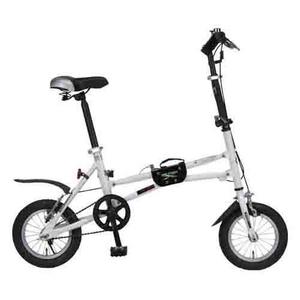 MYPALLAS(マイパラス) 折り畳み自転車 i-minimo IM-232 12インチ ホワイト