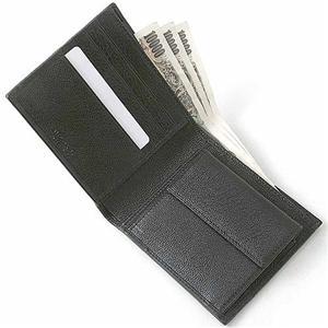 BVLGARI(ブルガリ) 二折財布 DOPPIO TONDO ホワイト(chalk)/25294