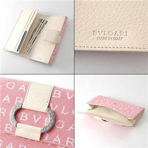 BVLGARI(ブルガリ) 財布 25029/SALMON