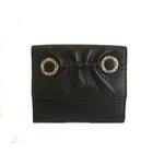 BVLGARI(ブルガリ) 二つ折り財布 23359 ツイスト チョコレート