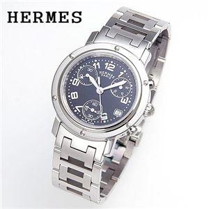 HERMES(エルメス) クリッパー クロノグラフ レディース CL1.310.330/3780/ブラック