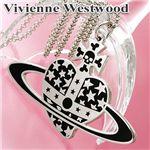 Vivienne Westwood(ヴィヴィアン ウエストウッド) FLAT HEART STAR ペンダント