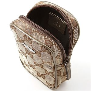 Gucci(グッチ) シガレットケース 115249 9786 BEIGE/BRONZ