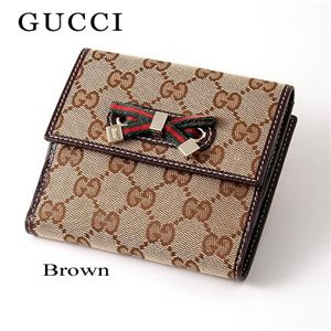 GUCCI(グッチ) 財布 167465  Brown