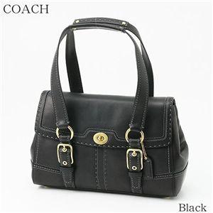 COACH(コーチ) レザートートバッグ 11545 B4/BK・Black