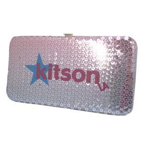 KITSON(キットソン) スパンコール長財布 Ombre