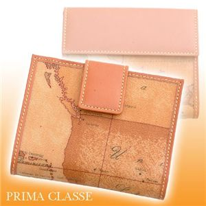 PRIMA CLASSE(プリマクラッセ) ダブルホック財布 9006 Beige