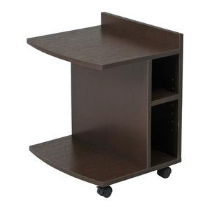 マルチサイドテーブル ロー SI-4554BR ブラウン