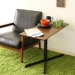 ウチカフェテーブル トラウ゛ィ JC-6270 ダークブラウン
