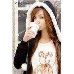 【秋冬新作】◆トップスSZ-R4019BK