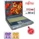 【中古ノートパソコン】【512MB/80GB】DVDコピー&編集★格安★Lifebook FMV-NB10★
