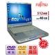 【中古ノートパソコン】【512MB/40GB】DVDコピー&編集★格安★Lifebook FMV-NB16★