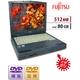 【中古ノートパソコン】【512MB/80GB】DVDコピー&編集★格安★Lifebook FMV-NU2★