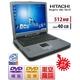 【中古ノートパソコン】【Pentium4/512MB/40GB】DVDコピー&編集★FLORA 270HX★
