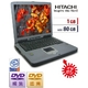 【中古ノートパソコン】【Pentium4/1000MB/80GB】DVDコピー&編集★FLORA 270HX★