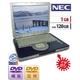 中古ノートパソコン★NEC VersaPro VY★【Pentium4/1000MB/120GB】DVD編集