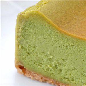 抹茶ベイクドチーズケーキ6号