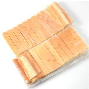 ボリュームたっぷりスティックチーズケーキ