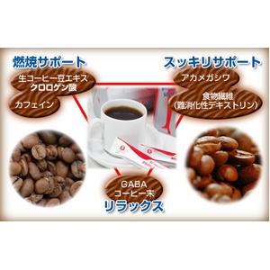 コーヒー感覚の食物繊維ダイエット