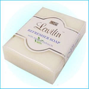 【5個セット】ラヴィリン 消臭せっけん リフレッシャーソープ(Lavilin REFRESHER SOAP)
