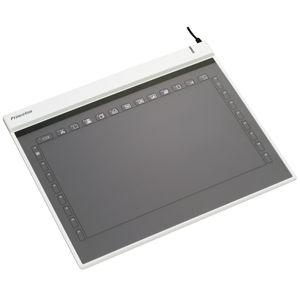 スリムタブレット 「らくらくフォトデザイナー」セット PTB-ST12PS