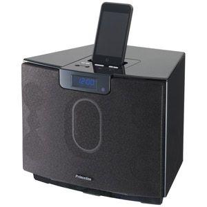 Princeton 2.1chマルチメディアスピーカー ZOOM BOX PSP-ZBB(iPod対応)