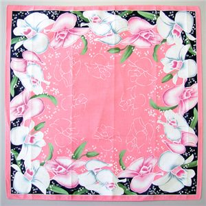 ハンカチ祝儀袋【3個セット】:【ピンク】