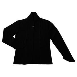UVスリムカーディガン ブラック Mサイズ