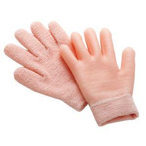 眠れる森のぷるジェル手袋 ピンク