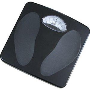 テライヨン カラフル体重計 ブラック