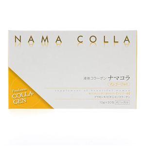 生コラ マンゴーぴゅれ 300g(10g×30包)