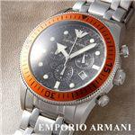 EMPORIO ARMANI ブレスウォッチ AR0553/ブラック