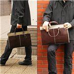 youta(ヨータ)プレミアムビジネスブリーフバッグ Y0001 ベージュ