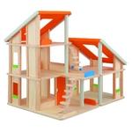 ★PLAN TOYSの木製玩具(木のおもちゃ)★7139★ シャレードールハウス