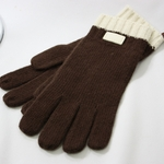COACH(コーチ)の手袋 ニット手袋 ブラウン 80460