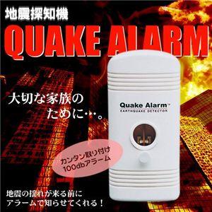 地震探知機 地震まんまん