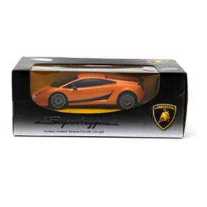 ライセンス認証ランボルギーニ 1/24ガヤルド スーパーレジェーラ オレンジ