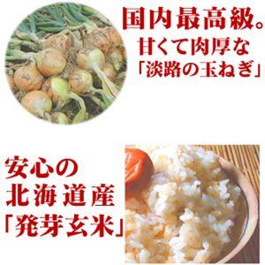 デトック・スリム粥(たまねぎ発芽玄米粥)6種類×5食セット