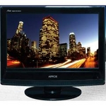 APPCIE CPRM対応 DVDプレーヤー内蔵 16型地上波デジタル 液晶テレビ