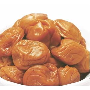 特選南高梅 はちみつ漬甘口風味 4kg