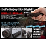 【赤外線暗視】盗撮厳禁・暗闇で使える小型ビデオカメラ