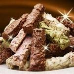 【チョコレートダイエット】 オールブランデトックチョコバー オールブランがチョコにザクザク♪