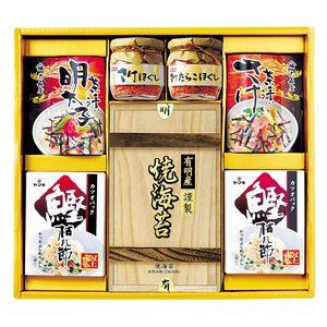 【お歳暮】ニッスイ&ヤマキ朝食バラエティギフト