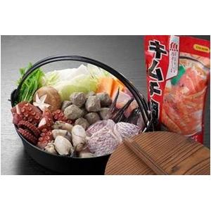 【大分】 大分浜商 海鮮キムチ鍋