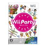 任天堂Wii Wii Party + 新型Wiiリモコン セット(リモコン ピンク)