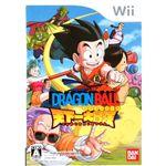 【任天堂】ソフト Wii ドラゴンボール 天下一大冒険