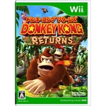 任天堂 Wii ドンキーコングリターンズ