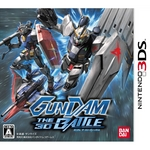 任天堂 3DS GUNDAM THE 3D BATTLE