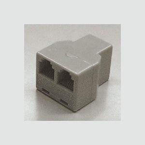 ミヨシ(MCO) モジュラ分岐アダプタ6極4芯 MA-41IV