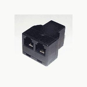 ミヨシ(MCO) モジュラ分岐アダプタ6極4芯 MA-41IBK
